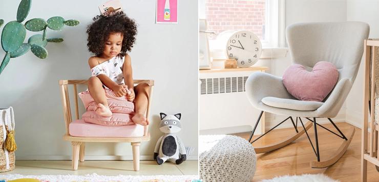 Детское кресло в квартиру: как правильно выбрать