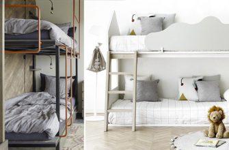 Двухъярусная кровать для детей: как выбрать