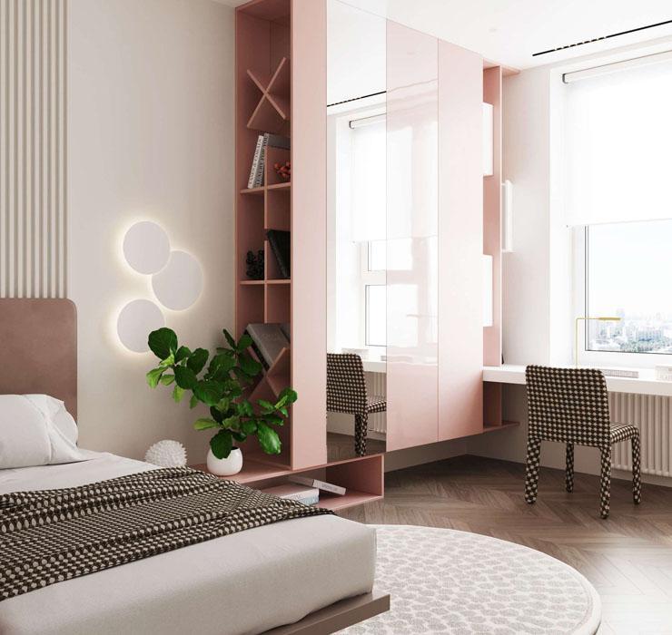 Комната подростка в современном стиле 3