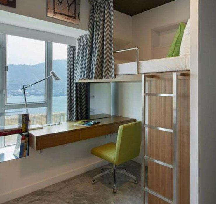 Мебель для маленькой комнаты подростка 1