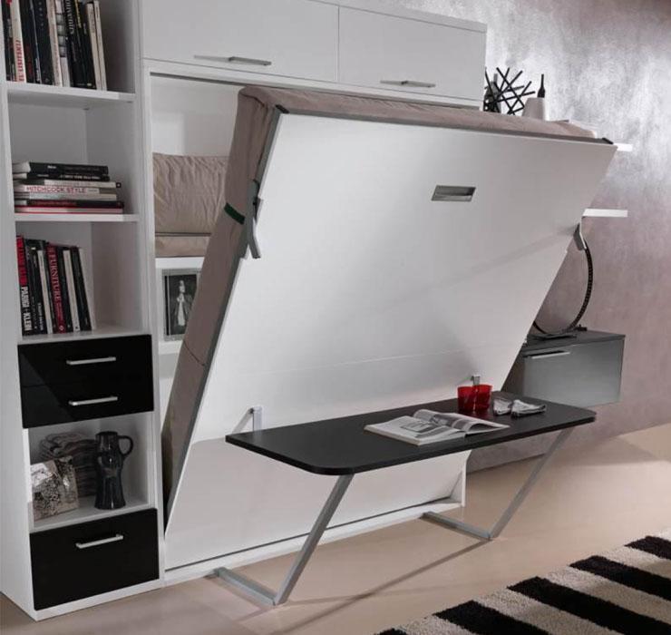 Мебель для маленькой комнаты подростка 3