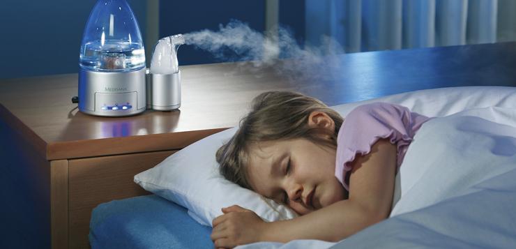 Увлажнитель воздуха в детскую
